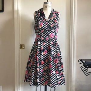 Sleeveless Shirt Dress by ModCloth